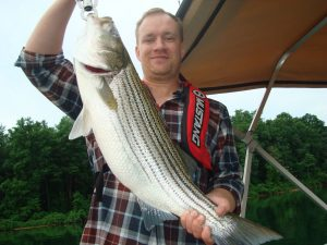 Raystown lake fishing charter