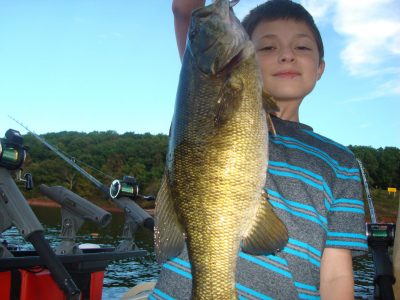 raystown lake fishing guide